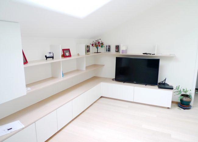 r alisation d 39 agencement et de menuiserie sur mesure. Black Bedroom Furniture Sets. Home Design Ideas